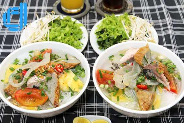 3 món bún đậm hượng vi biển Nha Trang