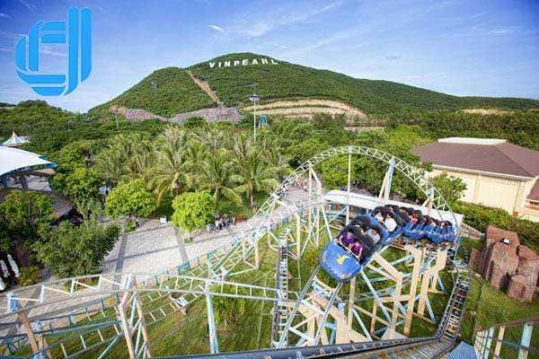 Du lịch Nha Trang nhất định không thể bỏ qua Vinpearl Land