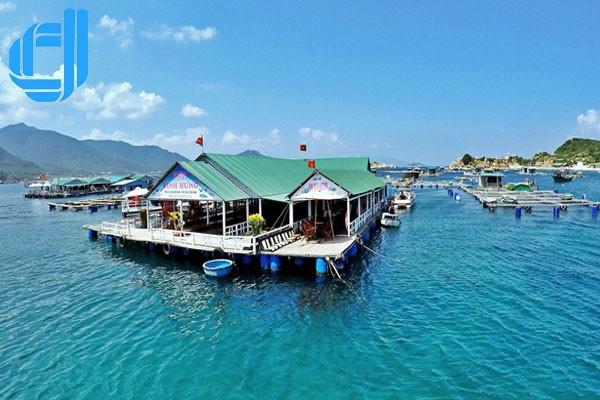 Đảo Bình Hưng - địa điểm du lịch níu chân lữ khách ở Nha Trang