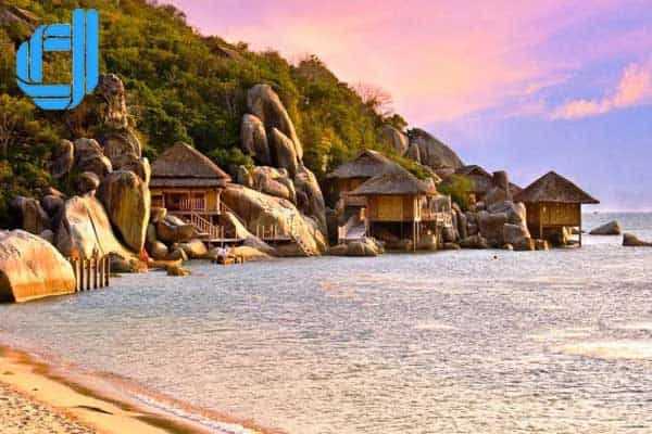 Địa điểm du lịch vịnh Vân Phong Nha Trang Khánh Hoà được ưa thích