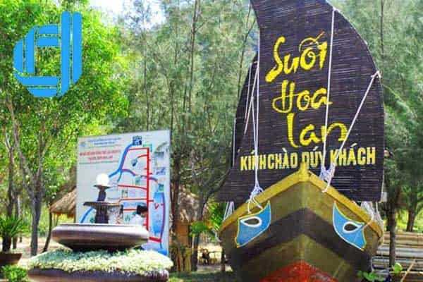 Du lịch Sinh Thái Suối Hoa Lan Nha Trang Khánh Hoà hấp dẫn D2tour