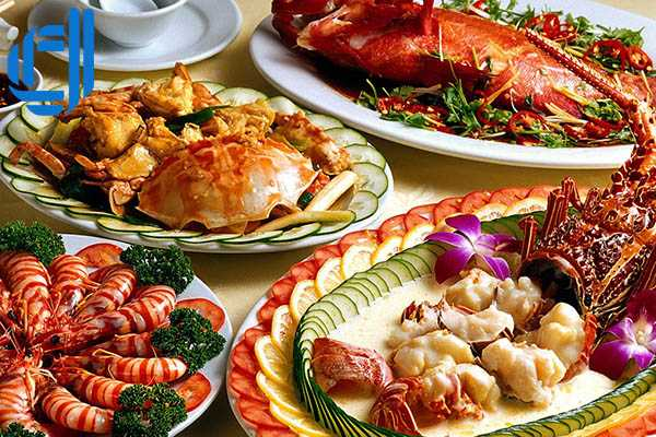 Gợi ý những quán hải sản ngon ngất ngây tại phố biển Nha Trang