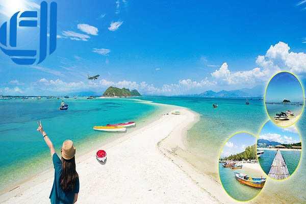 Kinh nghiệm du lịch đảo Điệp Sơn khám phá sự hoang sơ yên bình