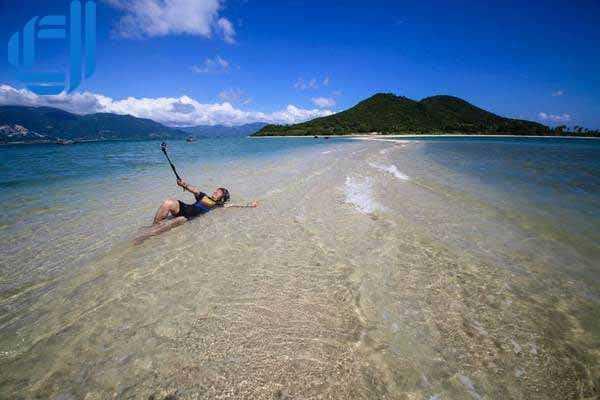Đặt tour khám phá đảo Điệp Sơn Nha Trang 1 ngày giá rẻ | D2tour
