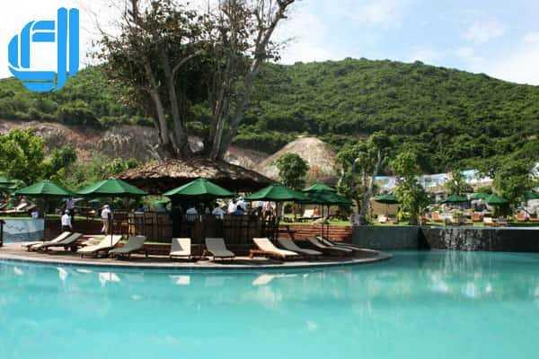 Tour du lịch đảo Hòn Tằm Nha Trang 1 ngày trọn gói giá rẻ