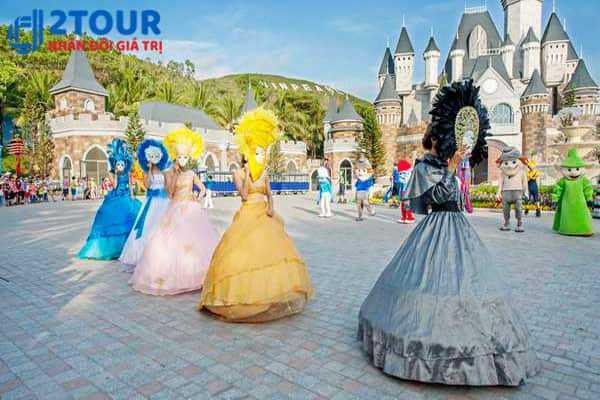 Tour Du Lịch Nha Trang Từ Cần Thơ 3 Ngày 2 Đêm Trọn Gói Dịch Vụ
