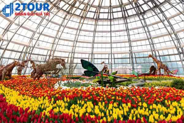 Tour Sài Gòn Hồ Chí Minh đi Nha Trang 4 Ngày 3 Đêm Được Quan Tâm