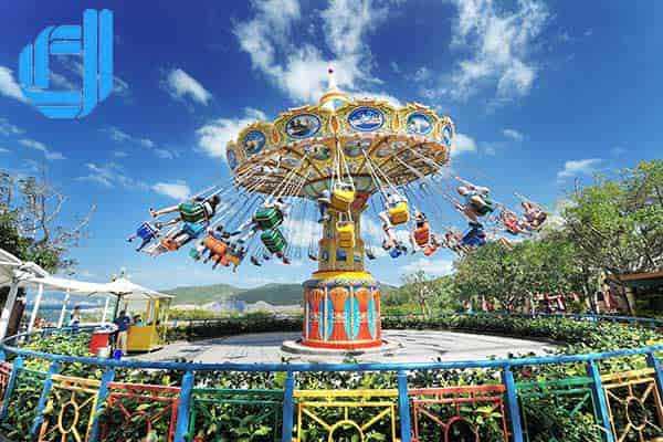 Tour Bình Phước Nha Trang Trọn Gói 4 Ngày 3 Đêm Bằng Máy Bay