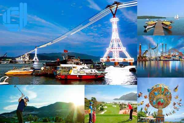 Tour du lịch Bắc Giang Nha Trang 3 ngày 2 đêm dịch vụ chất lượng