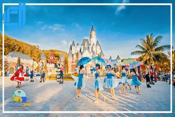 Tour du lịch Hải Dương Nha Trang 3 ngày 2 đêm dịch vụ trọn gói