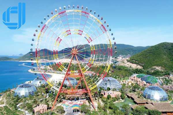 Tour du lịch Nha Trang Vinpearl land 3 ngày 2 đêm trọn gói khởi hành hằng ngày