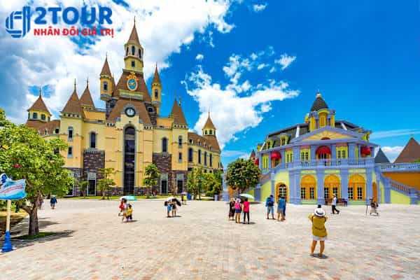 Tour Du Lịch Sài Gòn Nha Trang 3 Ngày 2 Đêm Bằng Máy Bay Gía Rẻ