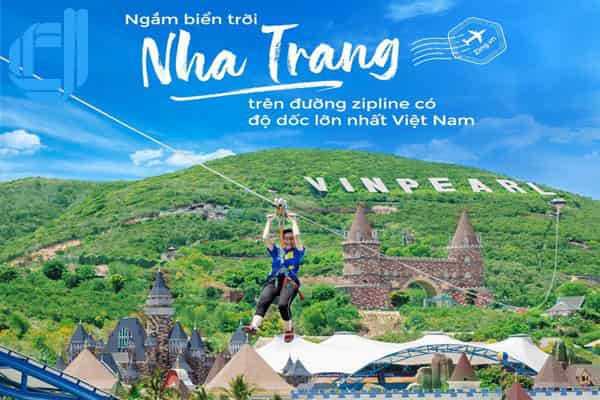 Tour Du Lịch Tuyên Quang Nha Trang 3 Ngày 2 Đêm Đi Bằng Máy Bay