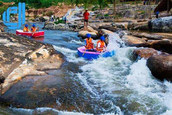 Tour suối Thạch Lâm 1 ngày giá rẻ - Du lịch Nha Trang trong ngày